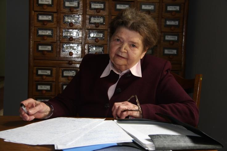 Марія Вальо. Фото М. Маслюка.