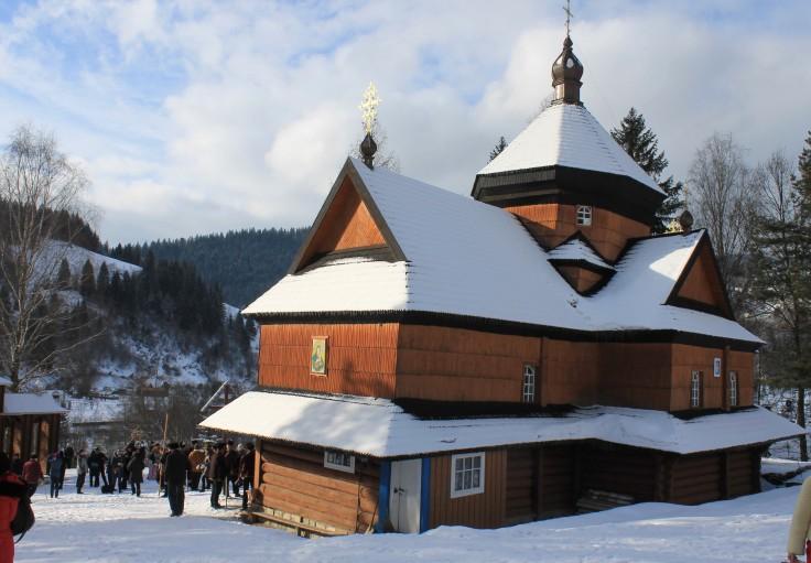 Церква Різдва Пресвятої Богородиц