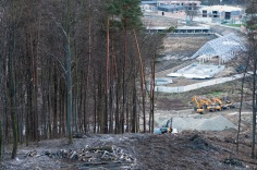 Винниківське озеро, березень 2020
