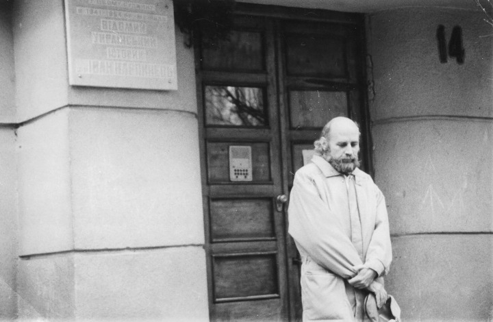 Ігор Мельник - Львів 26.12.1993